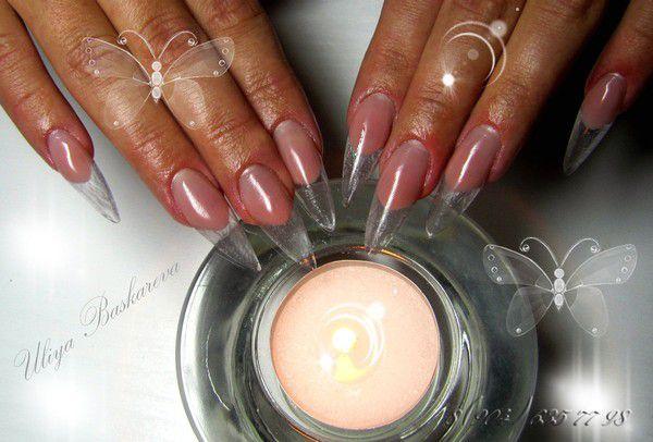 Акриловая смесь для наращивания ногтей – инновационное решение