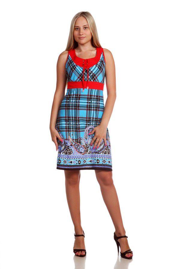 Трикотажные сарафаны - красивая одежда на любой случай