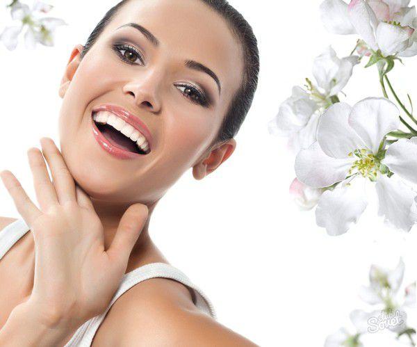 Как освежить кожу лица