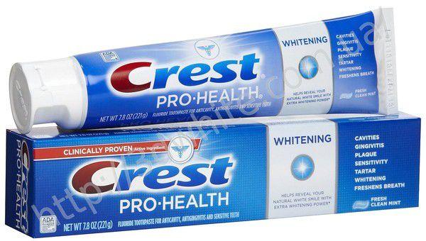 Секреты отбеливающей зубной пасты