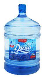 Уникальная питьевая вода 19 л