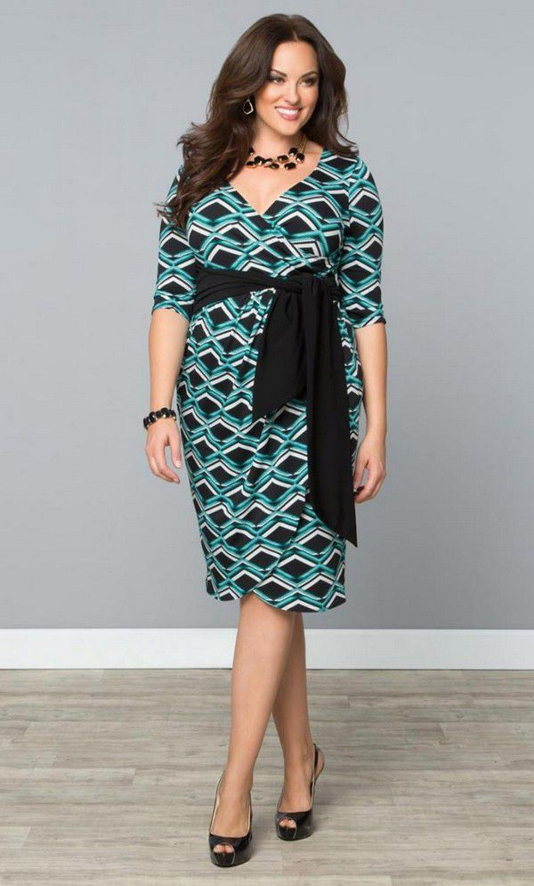 9cdd246f57b Мода для полных женщин 50 лет