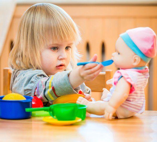 Воспитание и развитие детей раннего возраста
