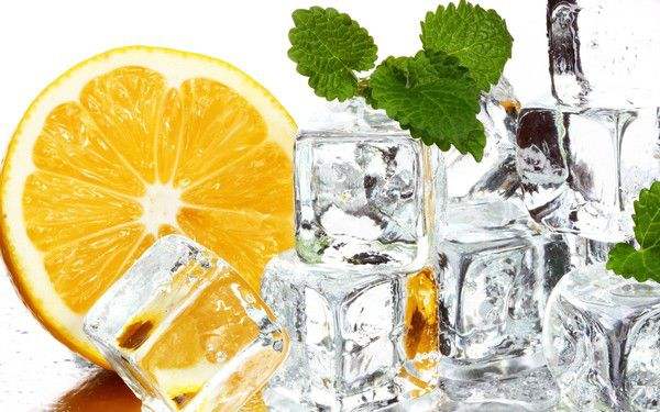 Косметический лед для лица в домашних условиях