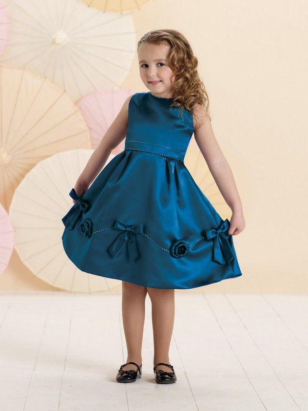 Детские нарядные платья 2016