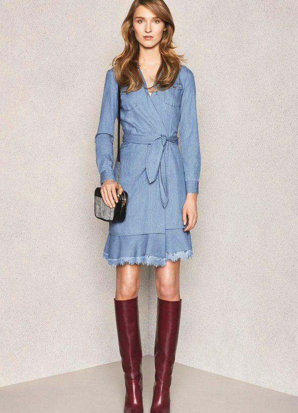 Стильное платье 2016 года