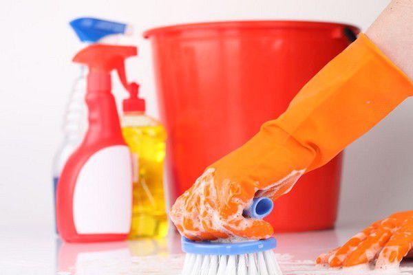 Как очистить кафель после ремонта.