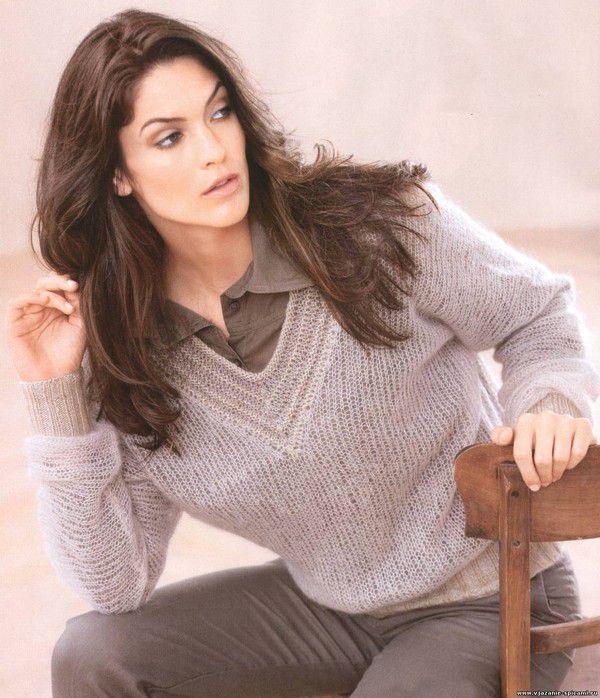 Джемперы для женщин. Зима 2015-2016