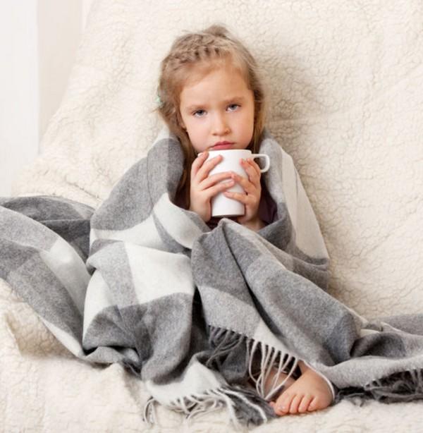 Как лечить ангину у детей
