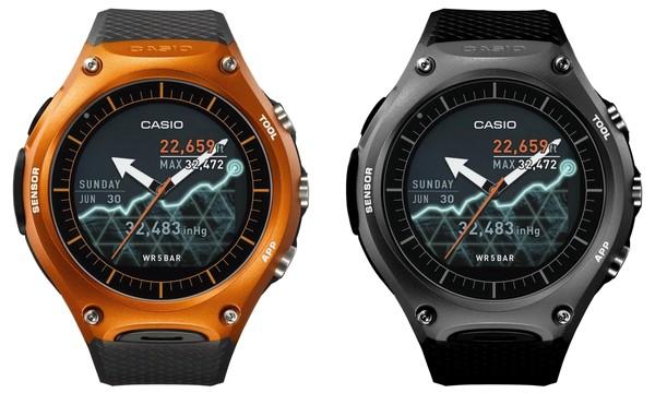 Качественные часы от Casio