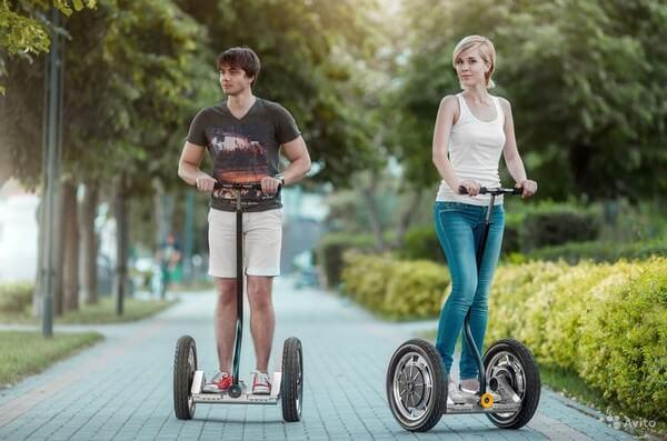 Сигвей - транспортное средство XXI века