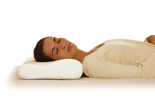Польза ортопедической подушки