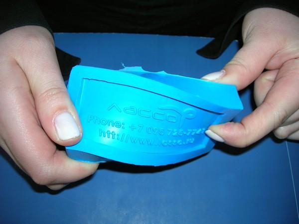 Что такое силиконовая резина?
