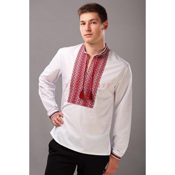 Что «дают» мужчине символы на его вышиванке?