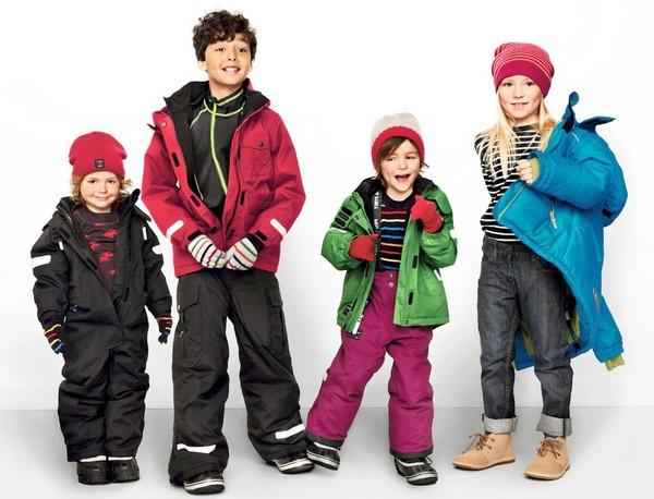 Детская одежда известных брендов