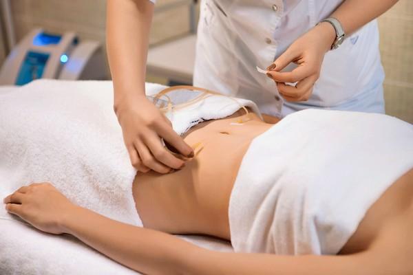 Озонотерапия для похудения