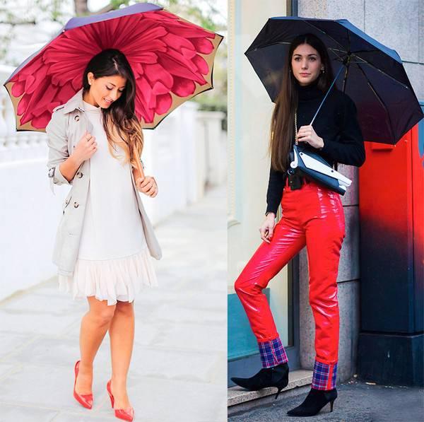 Как выбрать зонт: виды, советы и рекомендации