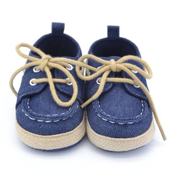 Первая обувь для ребёнка