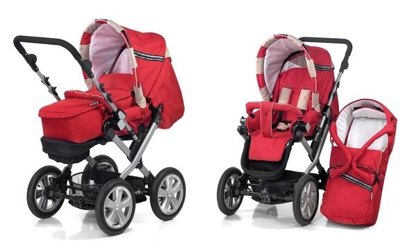Как выбрать детскую коляску?
