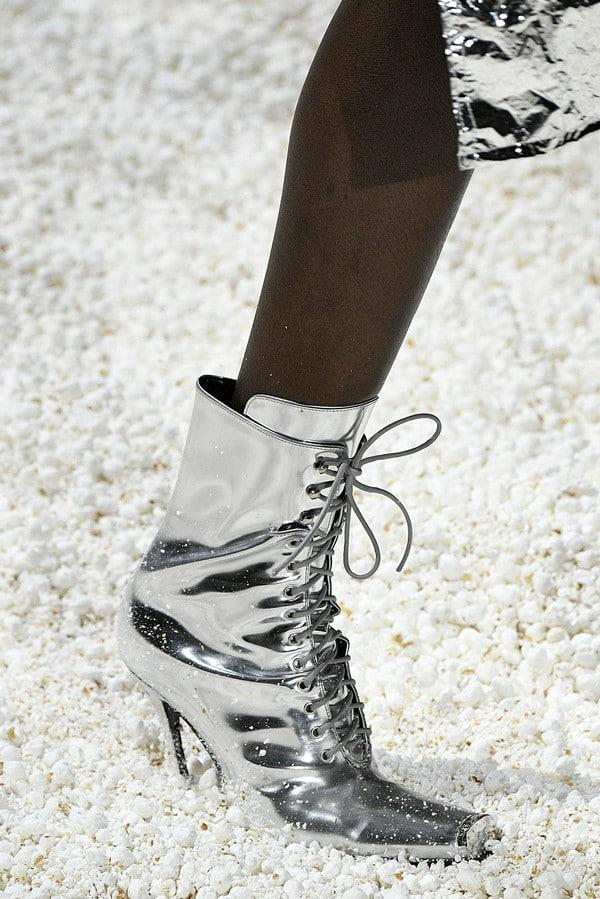Модная женская обувь 2018