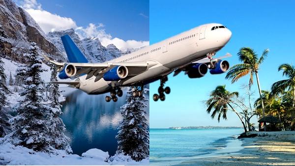 Куда поехать зимой на море недорого?
