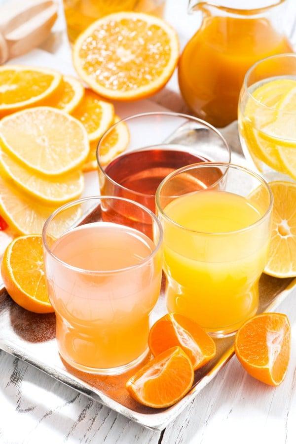 Лучшие соки для избавления от целлюлита