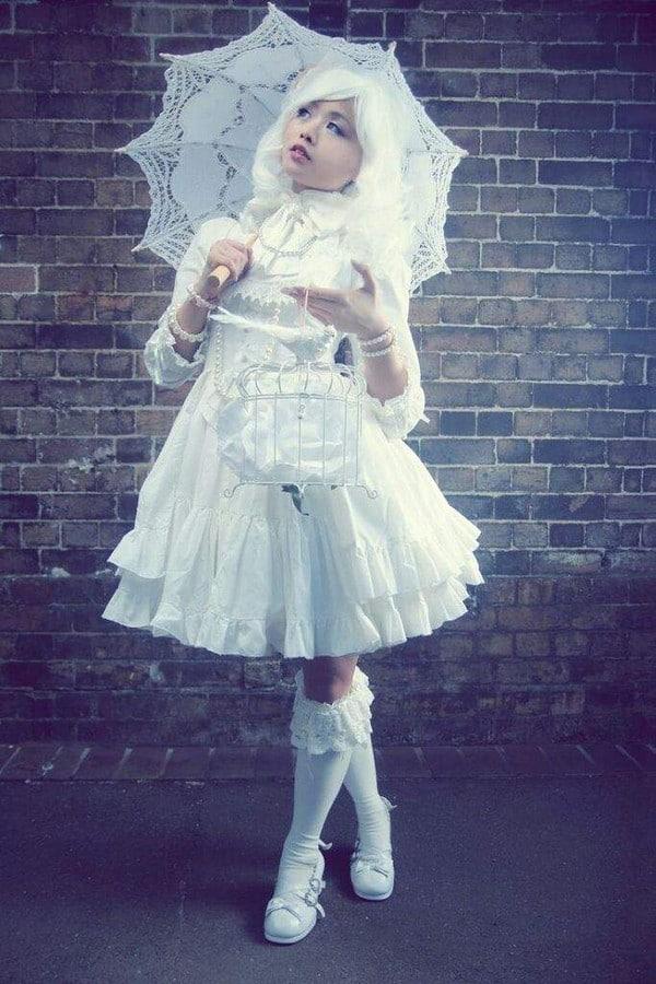 Стиль одежды «Лолита»