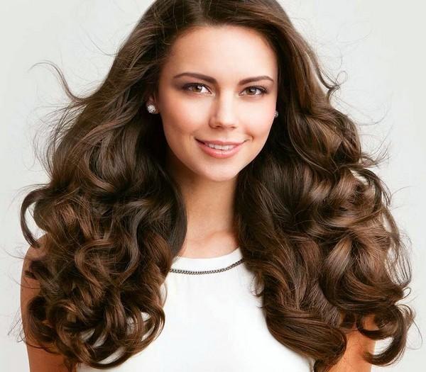 Уход за густыми волосами