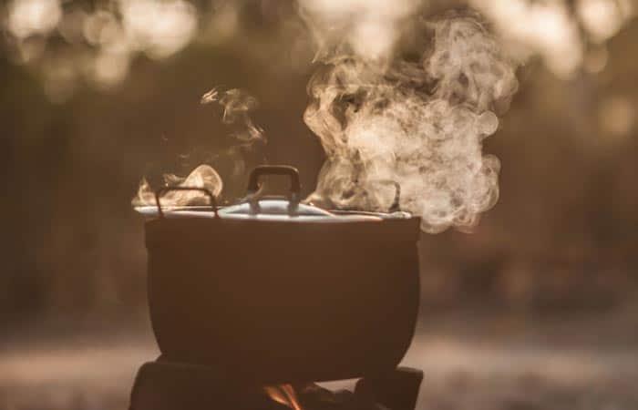 Первый способ приготовления рисовой воды.Отвар.