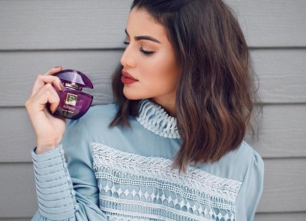 Модные женские ароматы