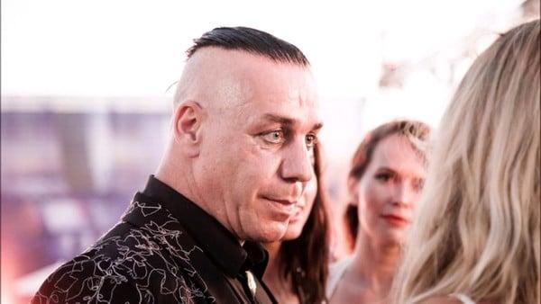 Солист Rammstein завел новый роман
