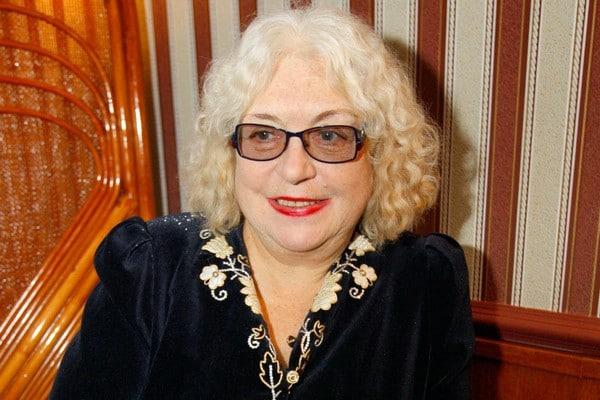 80-летняя Л. Федосеева-Шукшина