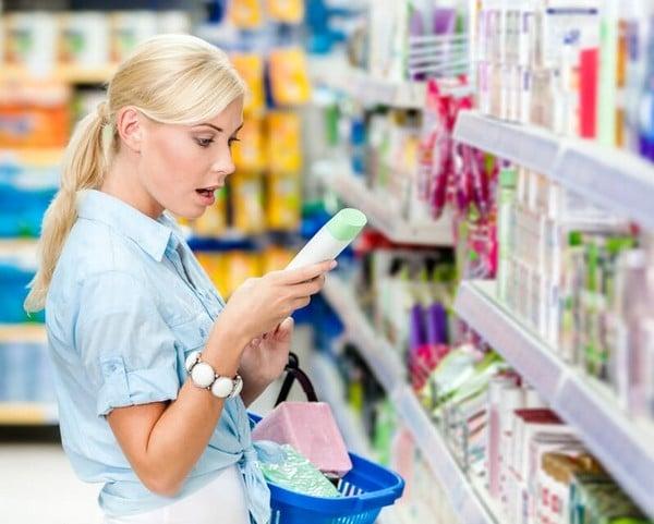 Cостав косметических средств опасные и безопасные компоненты