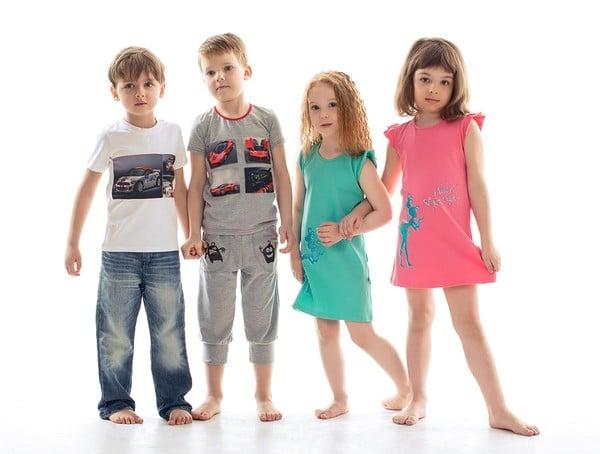 Выбираем домашнюю одежду для детей