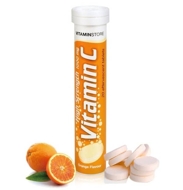 Осветляемся с помощью витамина С