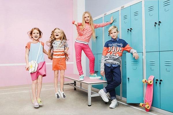 Мир детской одежды: виды и категории