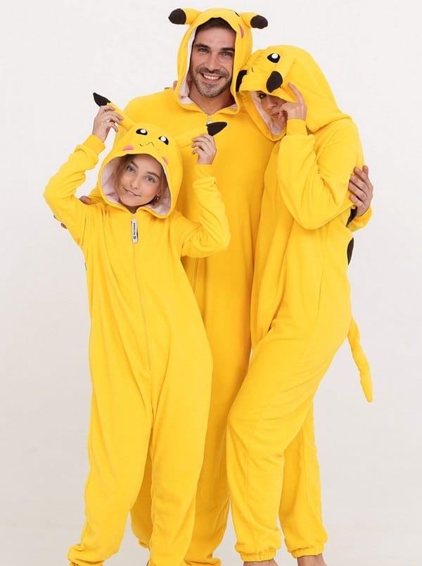 Кигуруми – одежда для взрослых и детей