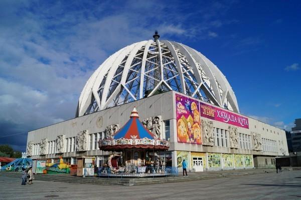 Куда сходить с ребенком в Екатеринбурге: Городской цирк