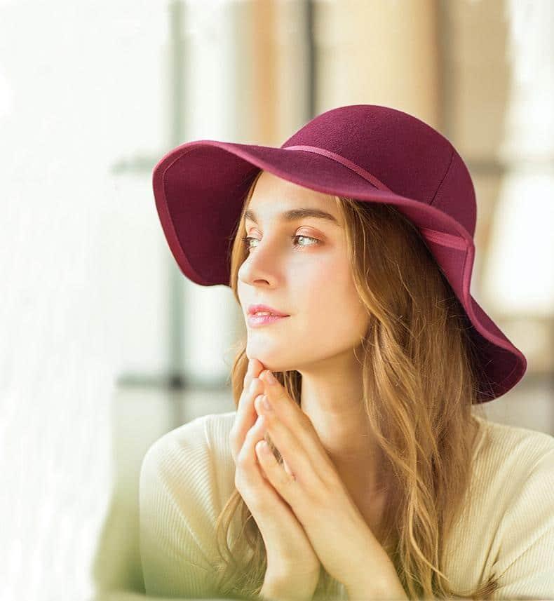 Как правильно выбирать и носить шляпки