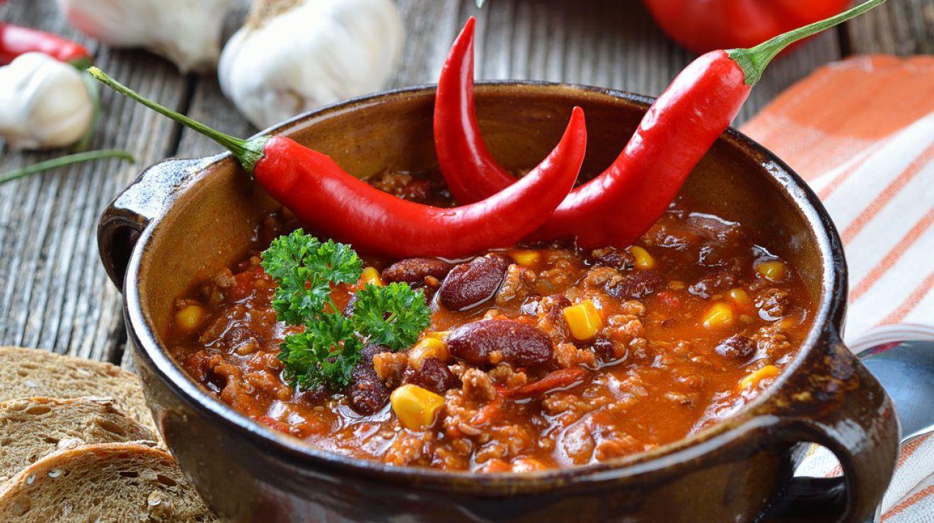 Острая еда: Продукты для улучшения метаболизма