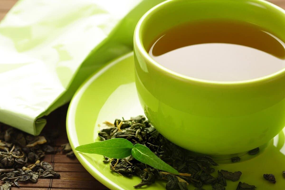 Продукты для улучшения метаболизма: Зеленый чай