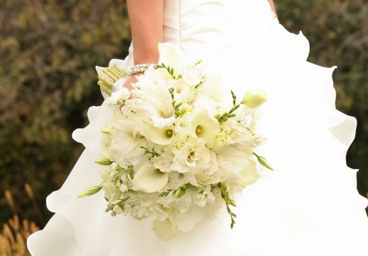 Гладиолусы для свадебных букетов