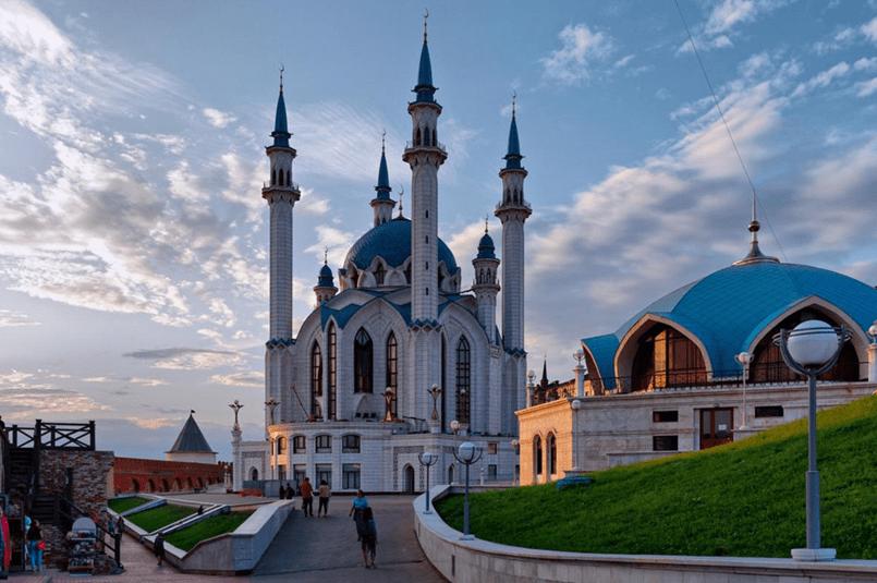 Куда пойти с ребенком в Казани:Казанский Кремль