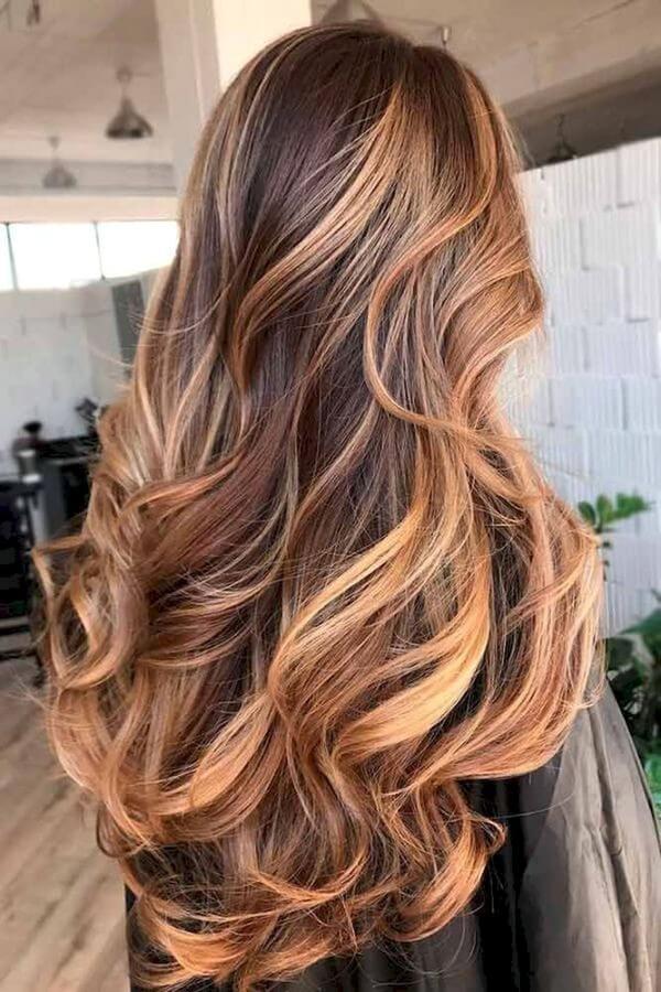 Техника окрашивания волос омбре - деграде