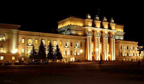 Куда пойти с ребенком в Самаре: Самарский академический театр оперы и балета