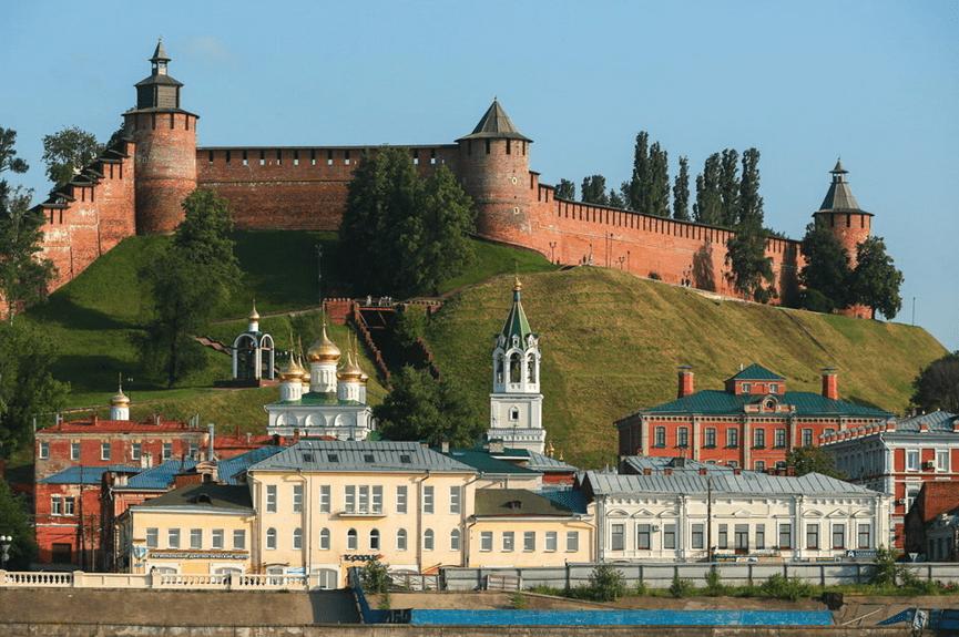 Куда сходить с детьми в Нижнем Новгороде: Нижегородский Кремль