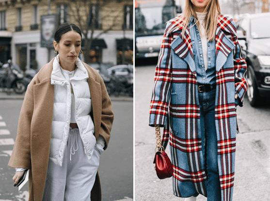 Как одеваться зимой стильно