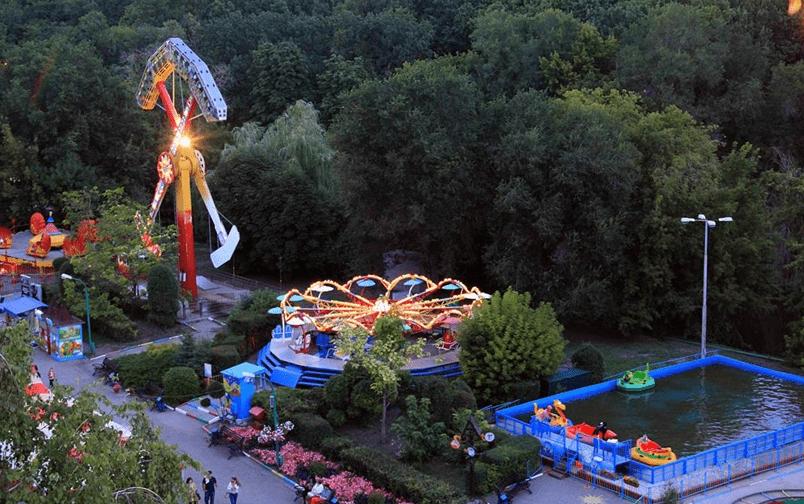 Городской парк «Лукоморье»