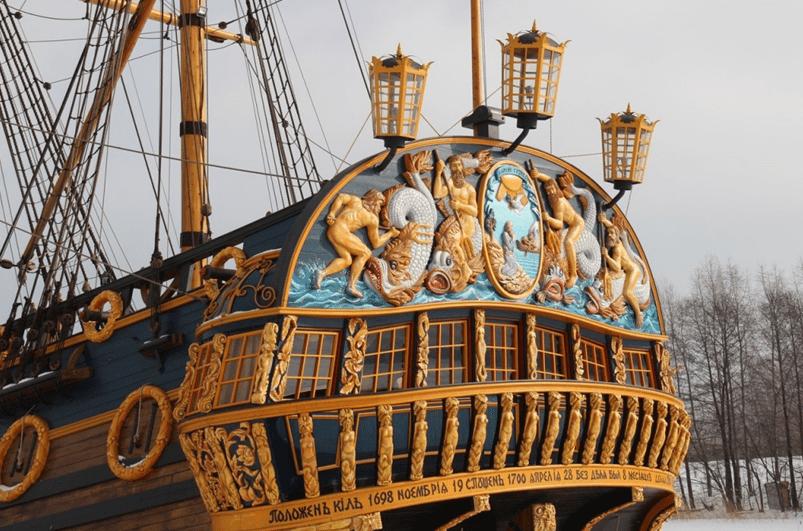Куда сходить с ребенком в Воронеже: Корабль-музей «Гото Предестинация»