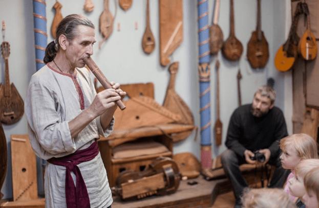 Куда сходить с ребенком в Воронеже: Музей забытой музыки